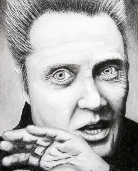 Christopher Walken par JRFortson